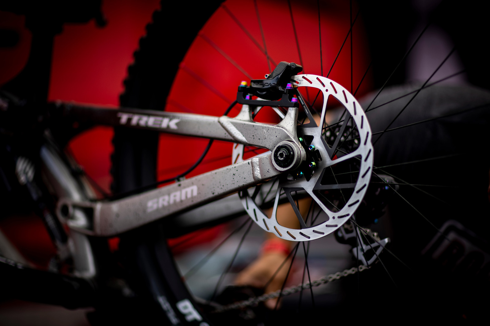 SRAM Introduces Their All-New HS2 Rotor