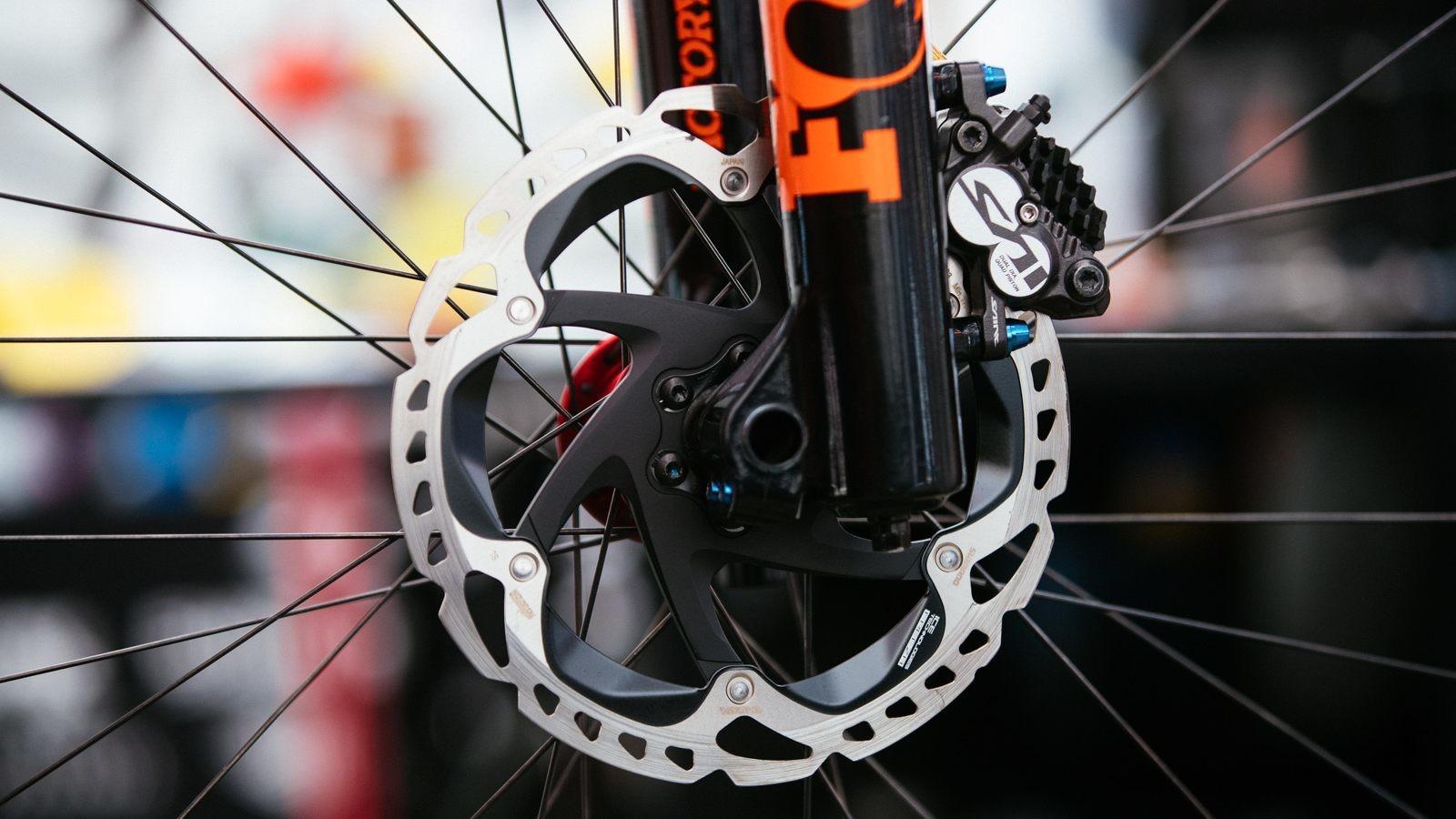 Shimano Brings ICE TECHNOLOGIES FREEZA to 6-Bolt Mounted Rotors