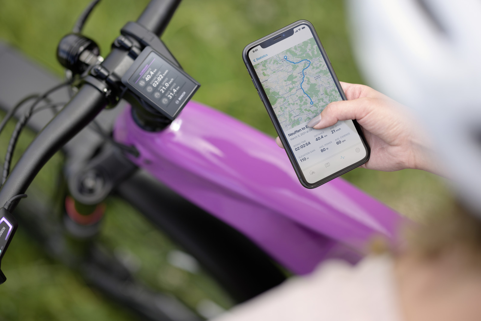 2022 Bosch eBike Product Updates - Fully connected: The smart system