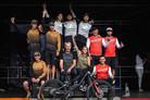 Miranda Factory Team with a podium in Switzerland