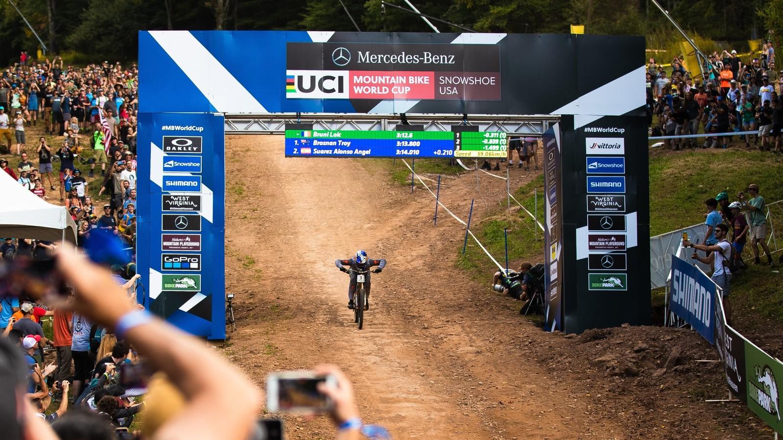 2021 UCI Downhill World Cup Season Wrap Up