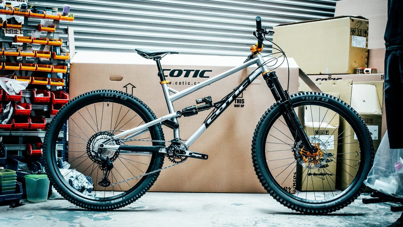 These Cotic Bikes Are In Stock Now