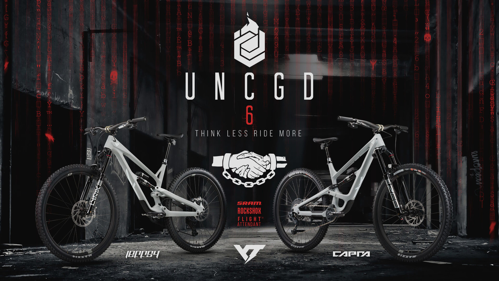 YT Introduces New Capra and Jeffsy Uncaged Models with RockShox Flight Attendant Technology