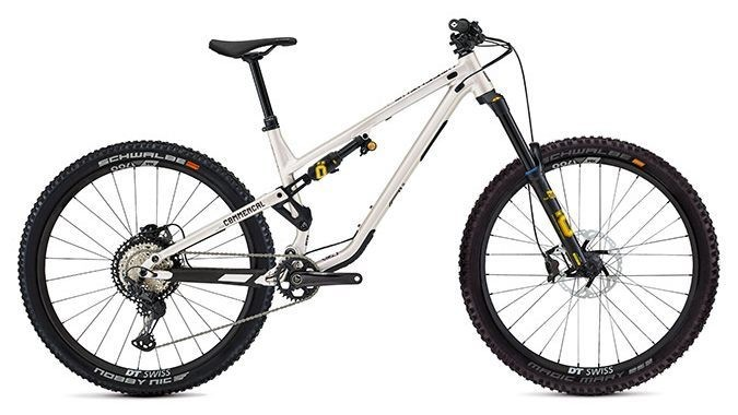 Commencal Introduces the Full 2022 Line-Up