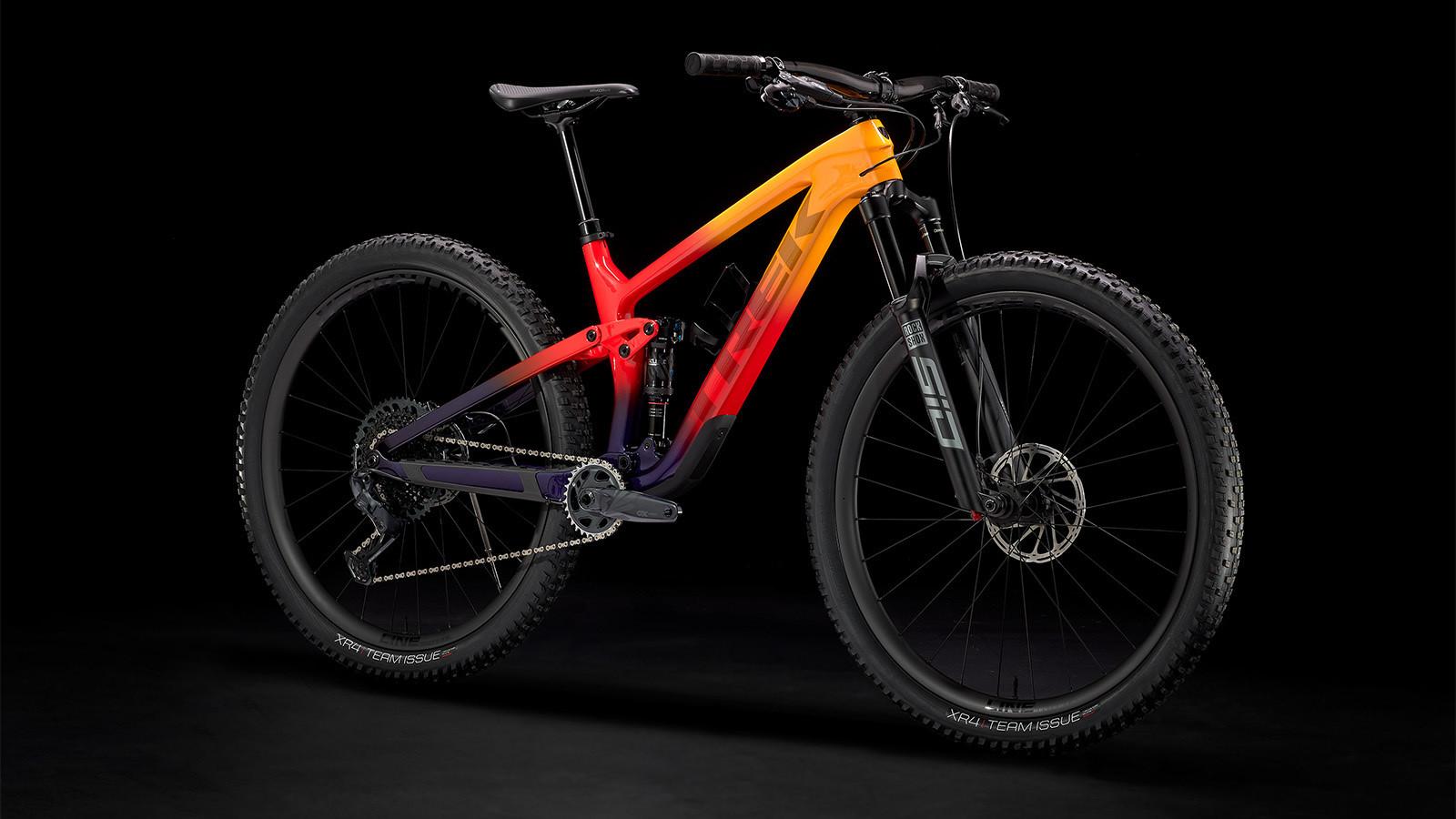Trek's All-New 2022 Top Fuel