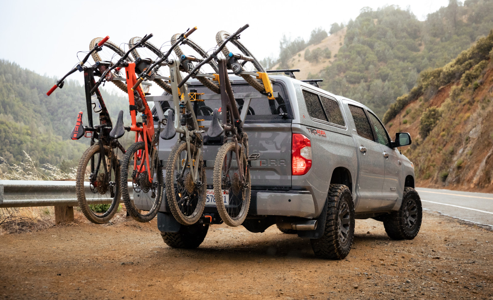 Made-in-the-USA - Rubicon Expedition Products Corral Rack