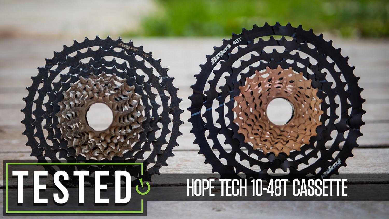 Tested: Hope 10-48T Cassette