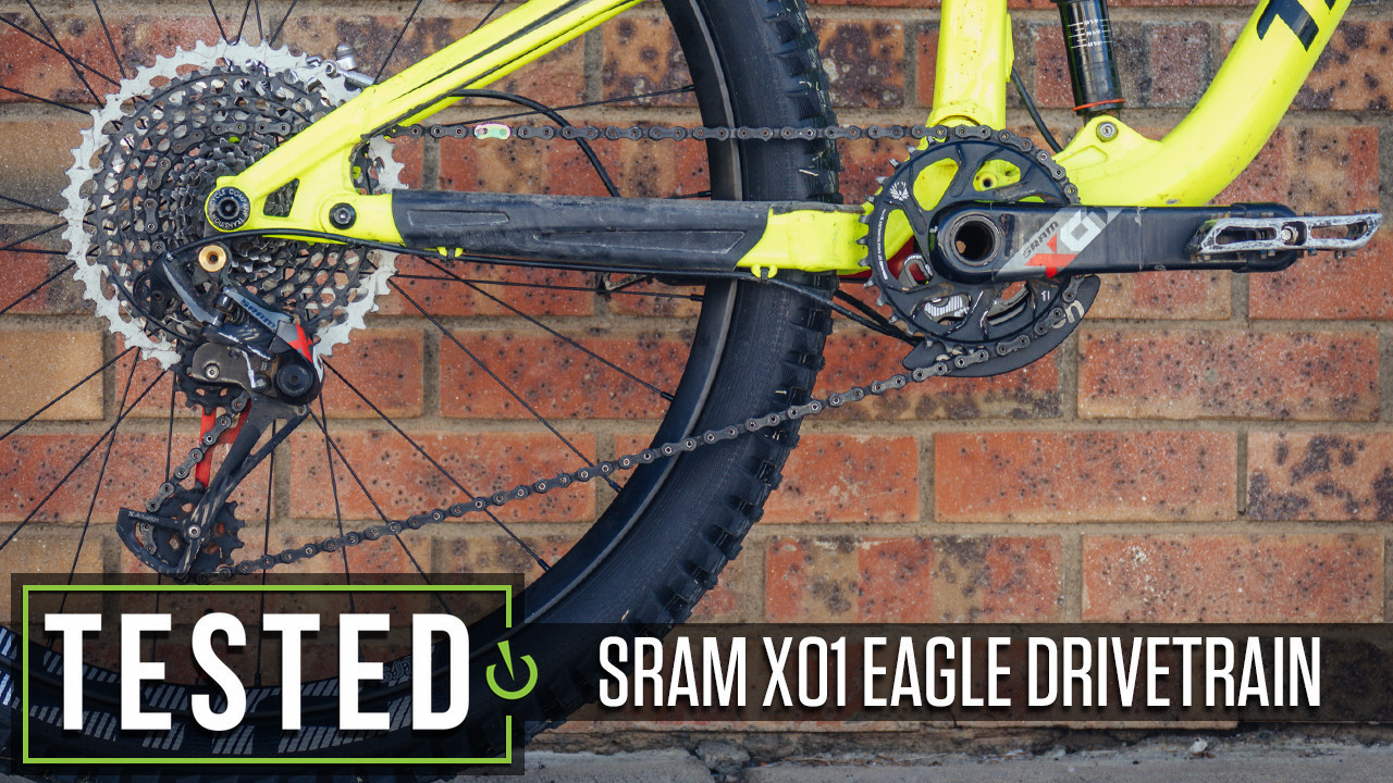 Long Term Tested: SRAM X01 Eagle 1x12 Drivetrain