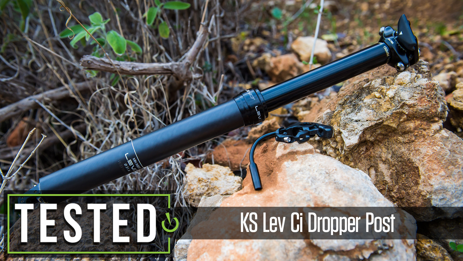 Tested: KS Lev Ci Dropper Post