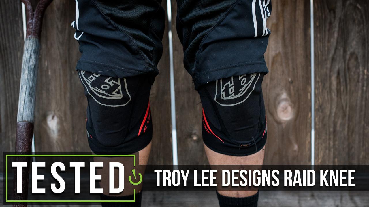 Tested: Troy Lee Designs Raid Knee Guard