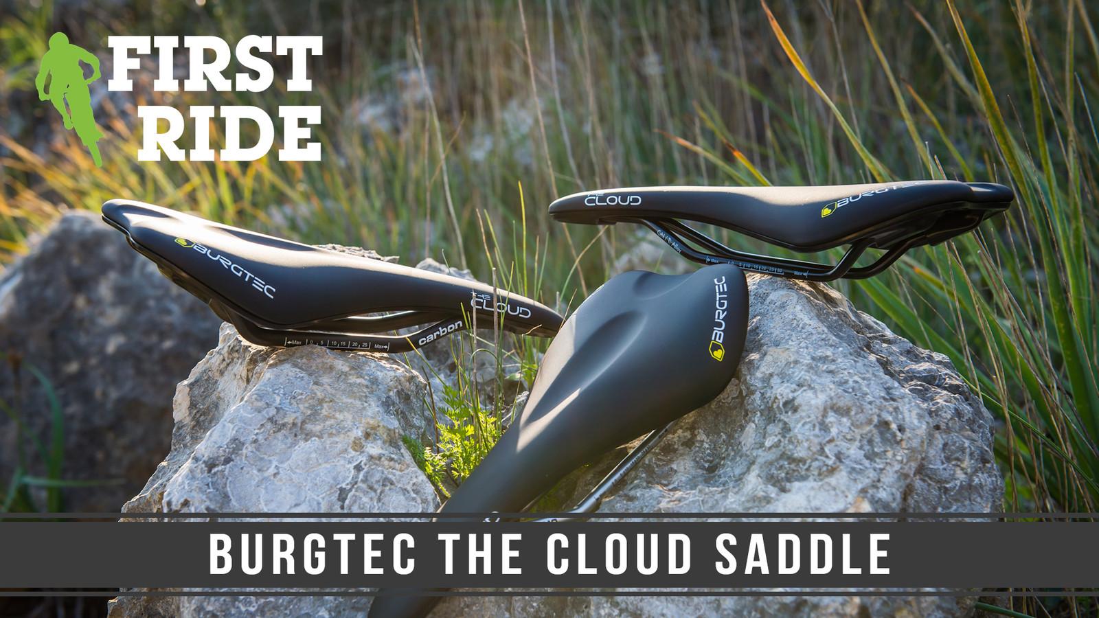 First Ride: Burgtec The Cloud Saddle