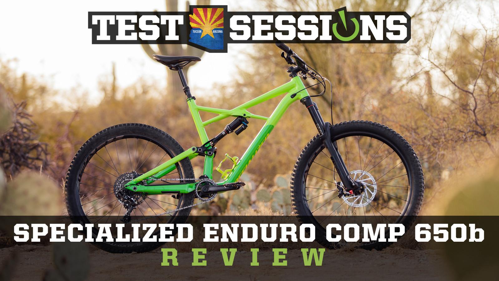 2017 Specialized Enduro Comp 650b - Reviews, Comparisons