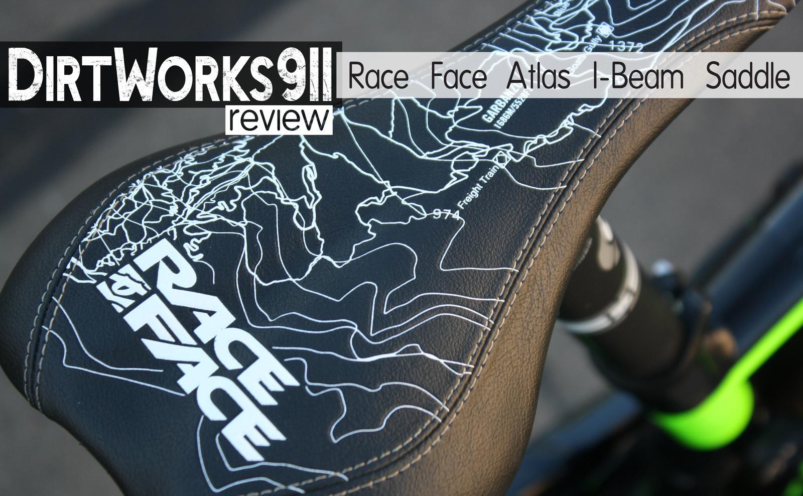Race Face Atlas I-Beam Saddle