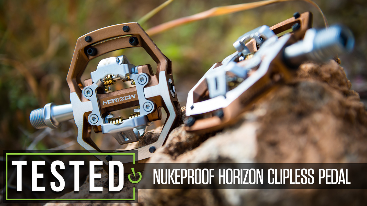 Tested: Nukeproof Horizon CS Clipless Pedal