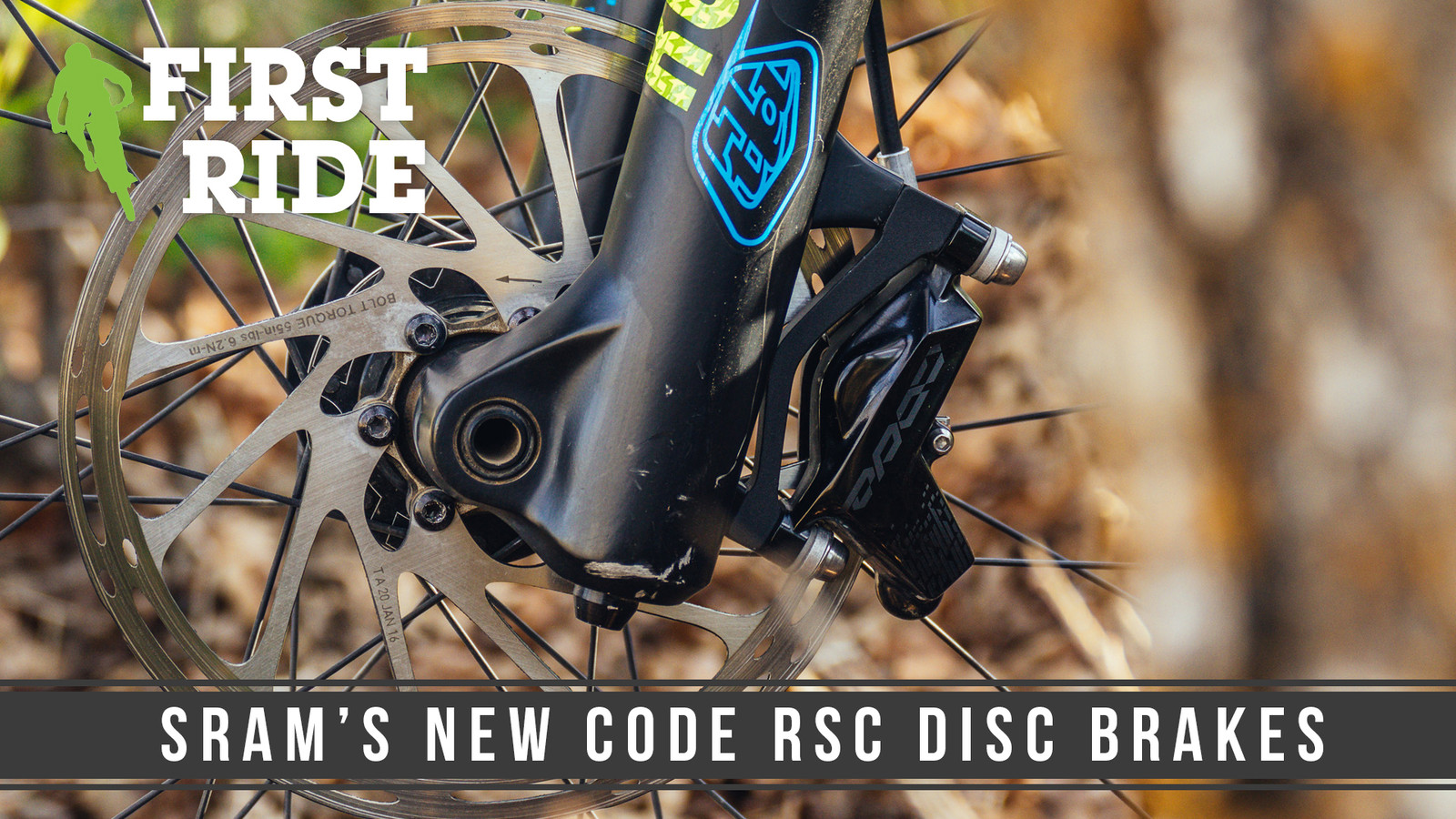 First Ride: SRAM's New Code RSC Brakes