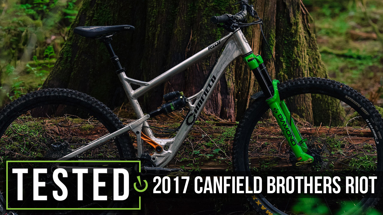Tested: 2017 Canfield Brothers Riot Factory Build