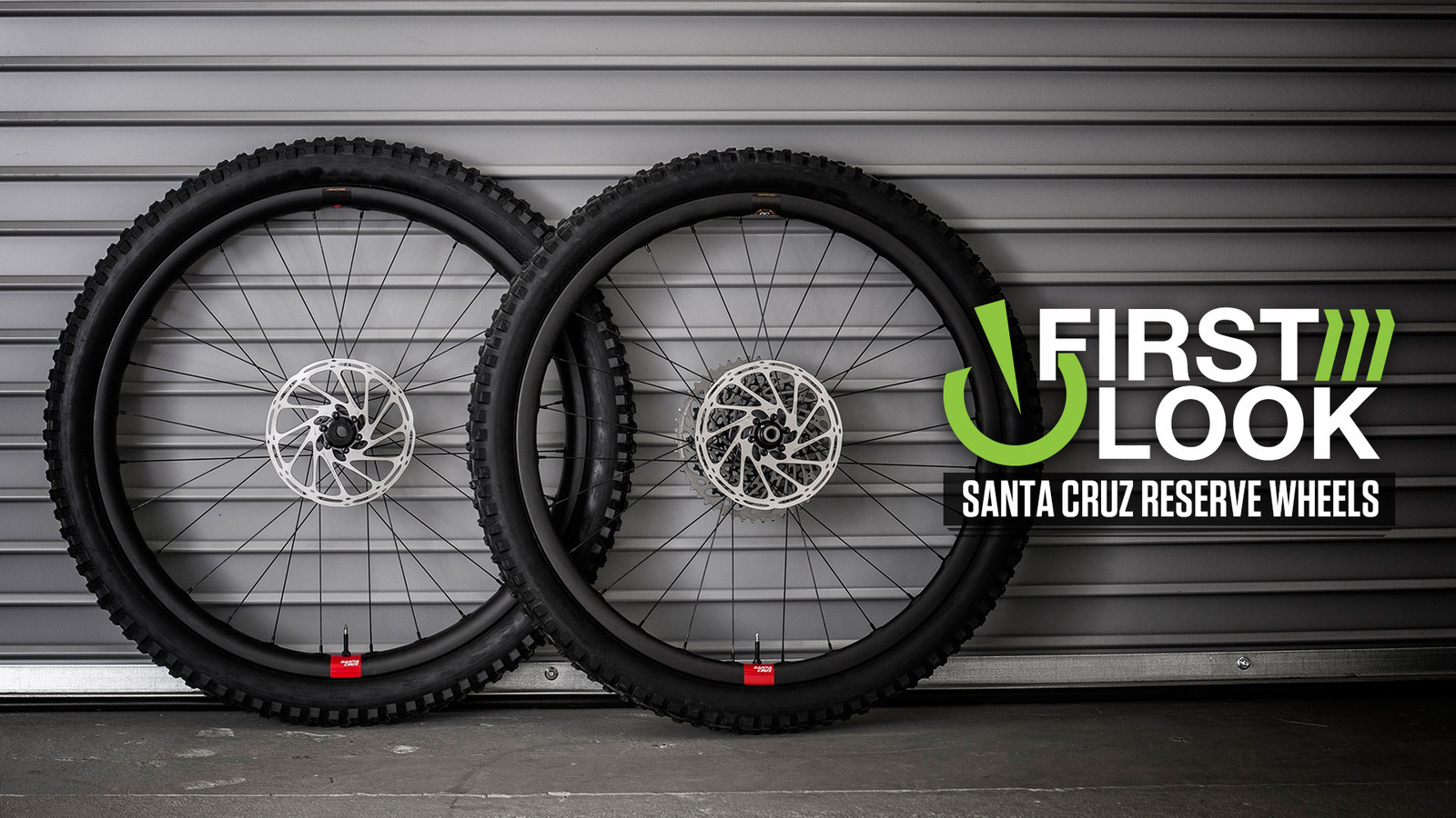 First Look: Santa Cruz Reserve Carbon Wheels