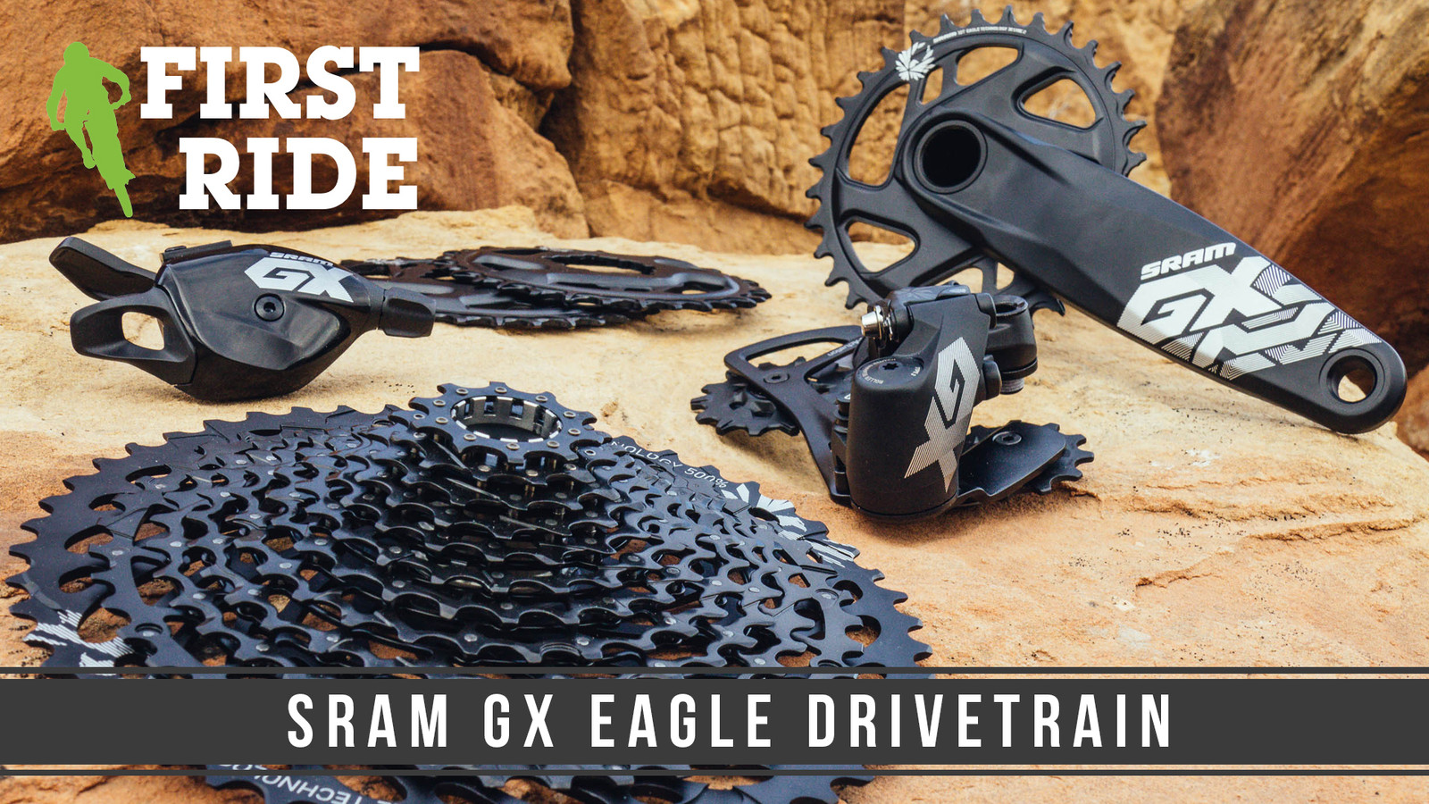 First Look, First Ride: SRAM GX Eagle Drivetrain - More Range For All