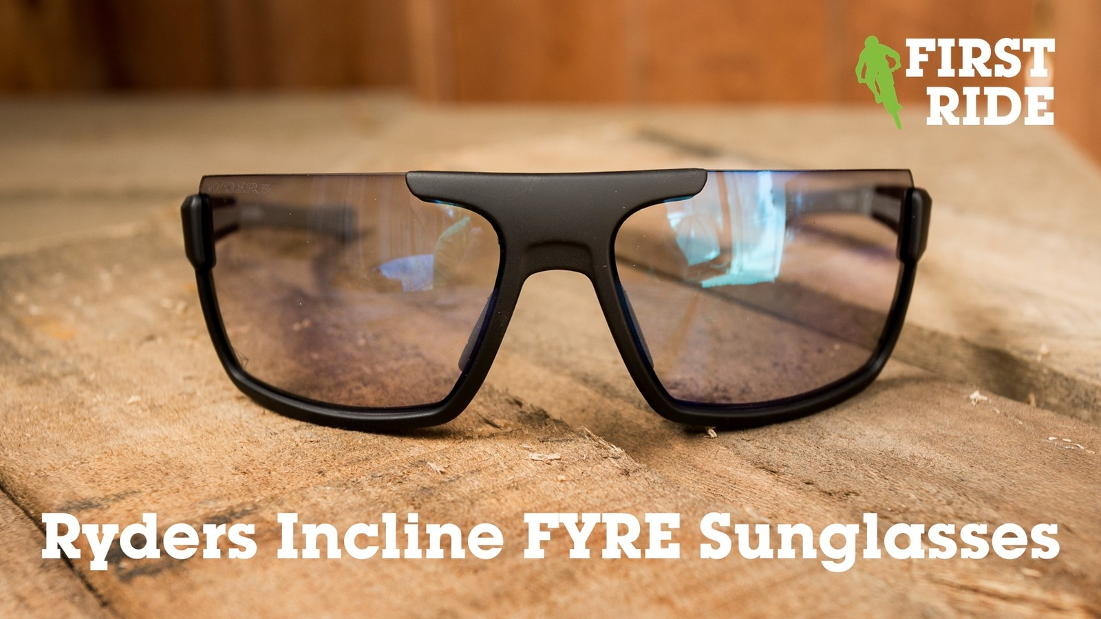 First Ride: Ryders Incline FYRE Glasses