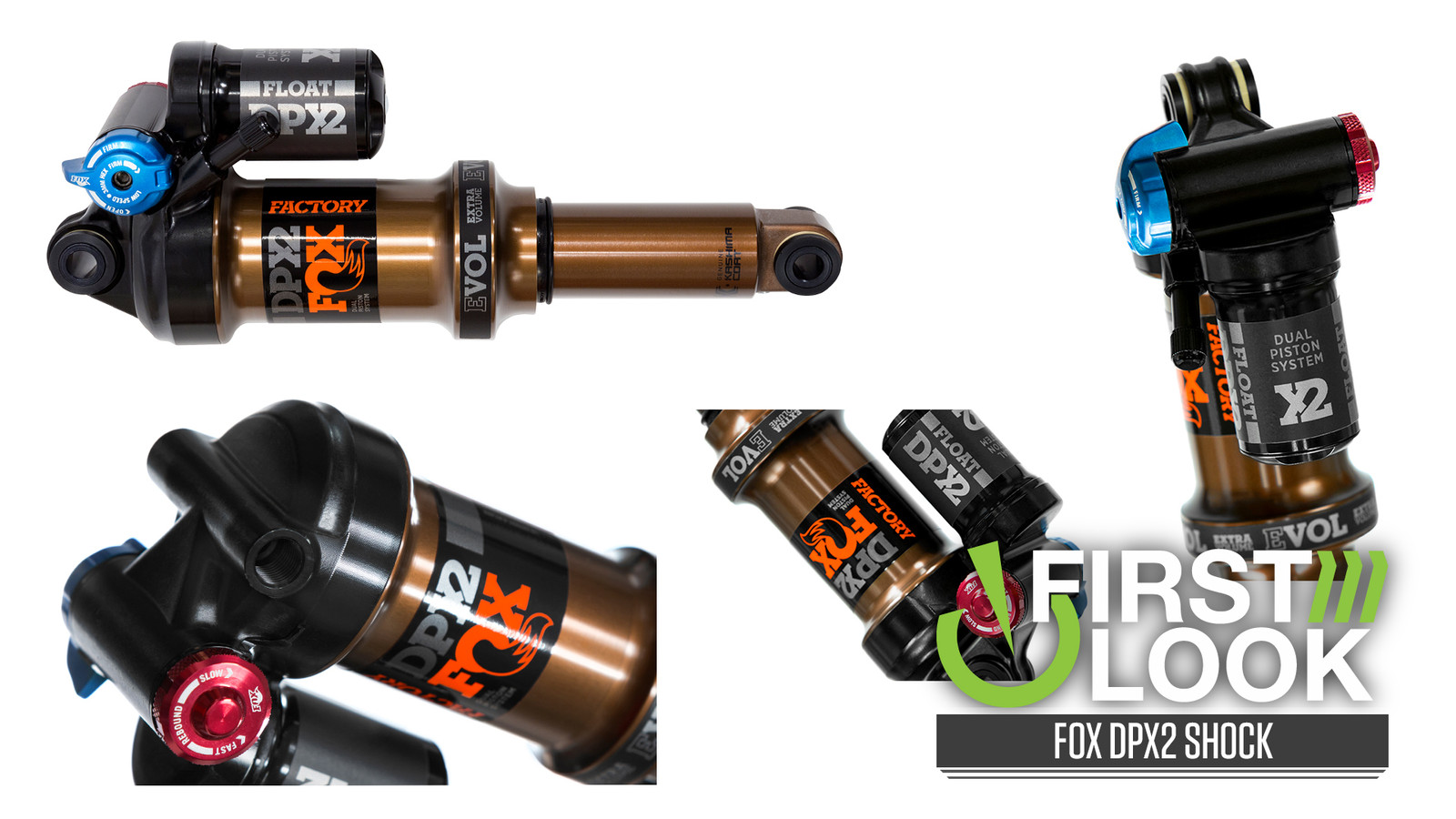 First Look: FOX DPX2 Shock