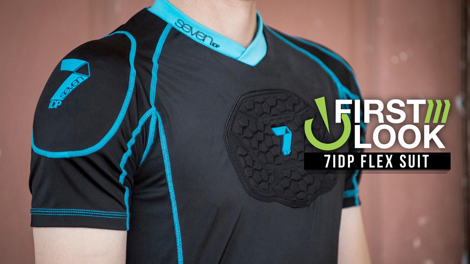 First Look: 7iDP Flex Suit