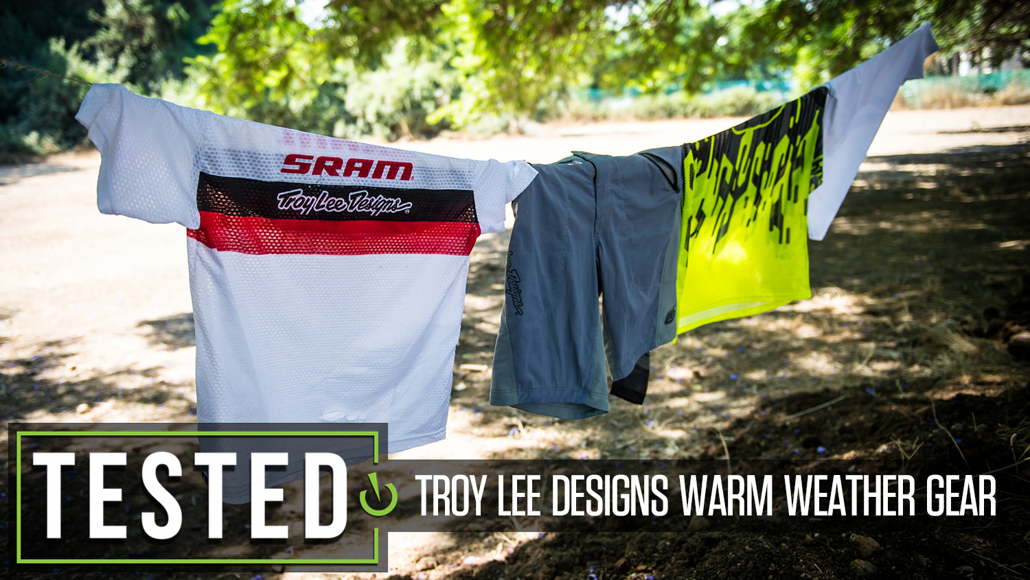 Tested: Troy Lee Designs Warm Weather Gear