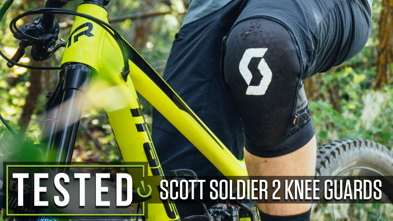 Tested: Scott Soldier 2 Knee Guards - Real Deal, Pedal-Able Protection
