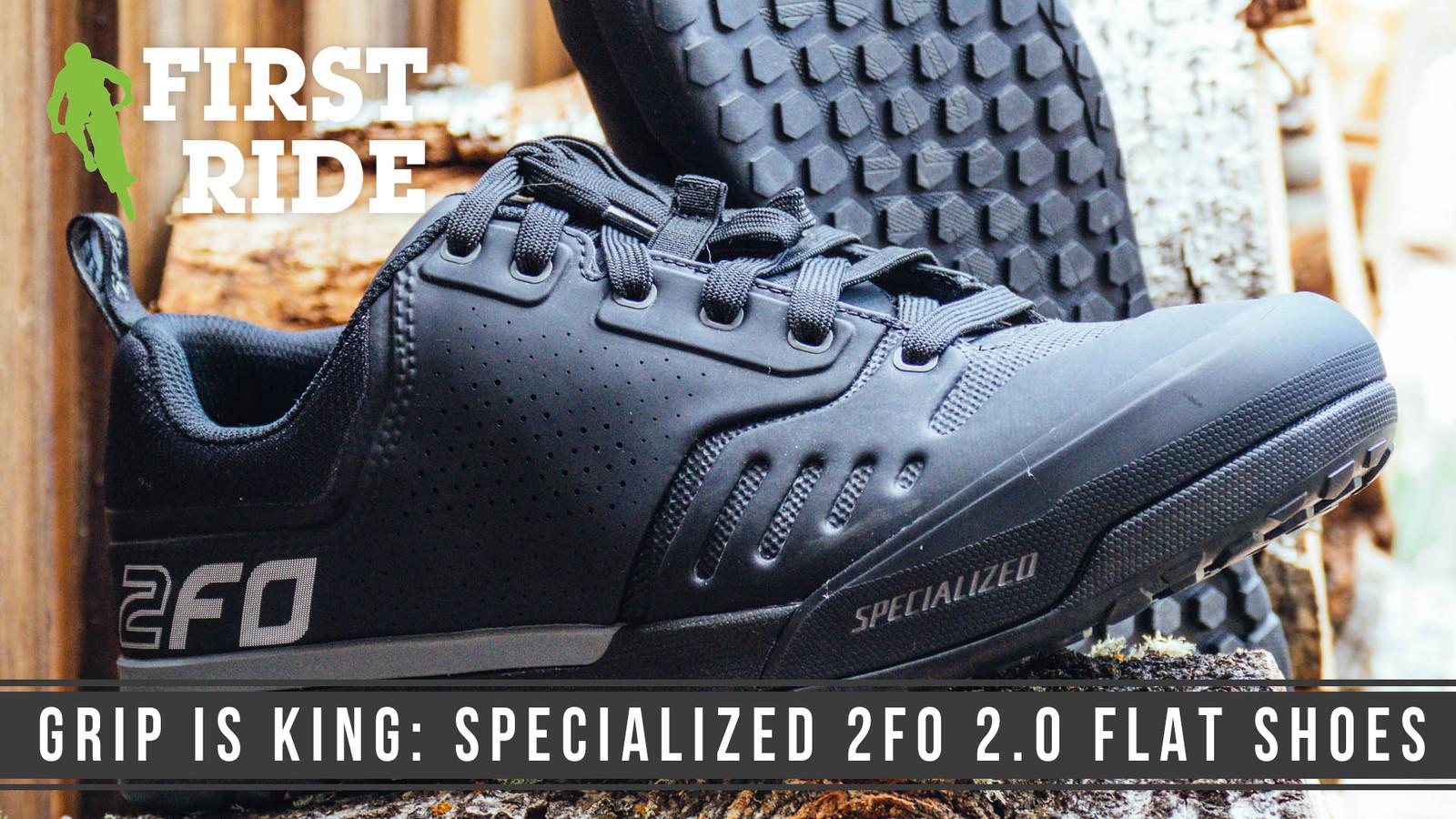 detailing biggest discount special sales Specialized 2FO Flat 2.0 Shoes - Reviews, Comparisons, Specs ...