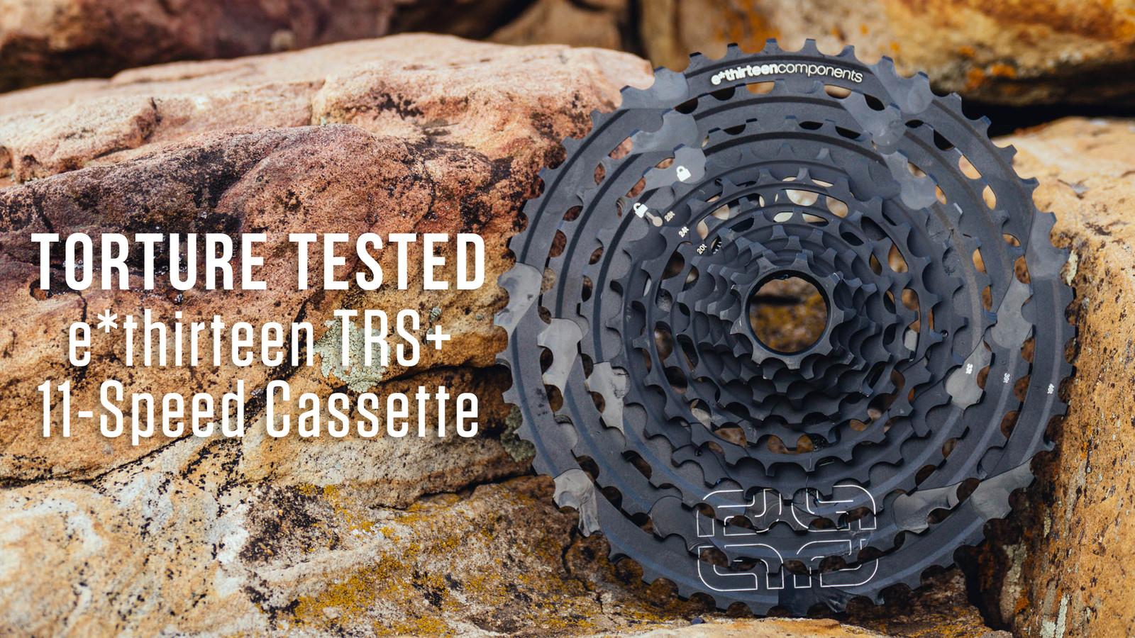 11 speed E13 TRS+ BRAND NEW E*thirteen TRS Plus Cassette 9-46t