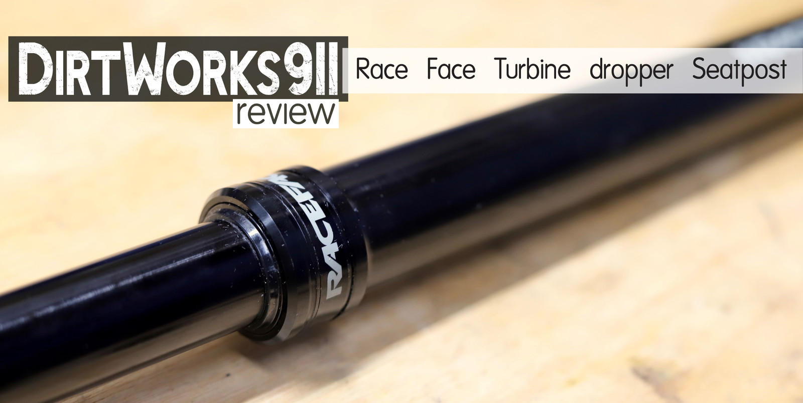 Race Face Turbine dropper Seatpost