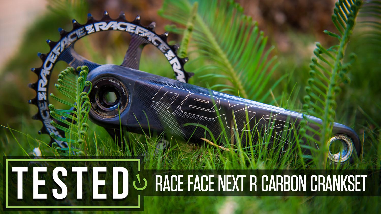 Tested: Race Face Next R Carbon Crank