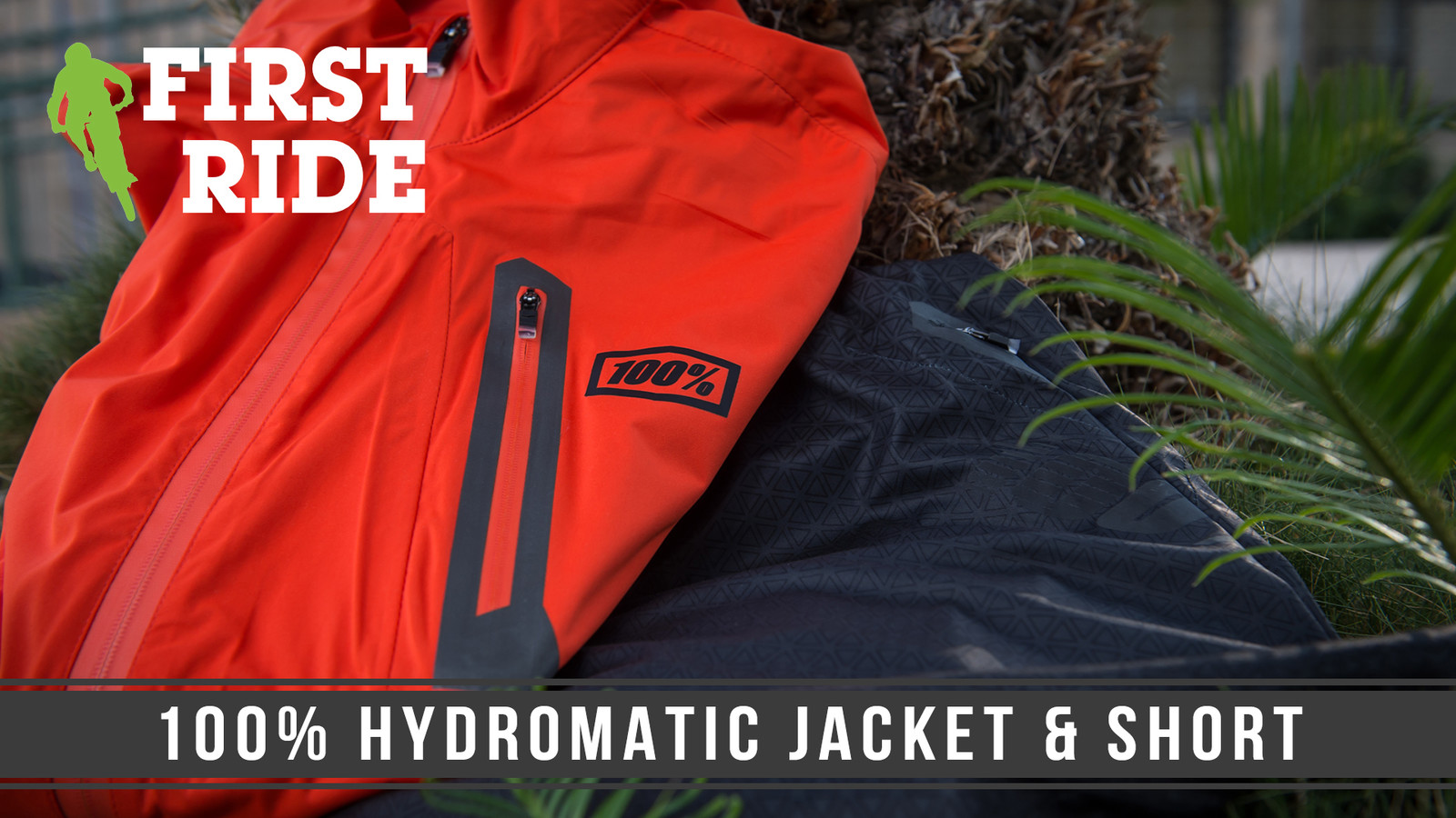 First Ride: 100% Hydromatic Jacket and Short
