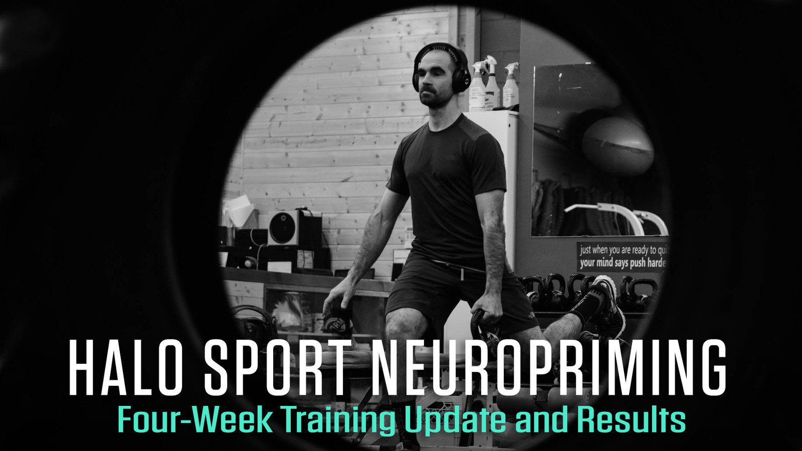 Halo Sport Neuropriming Four-Week Training Update and Results