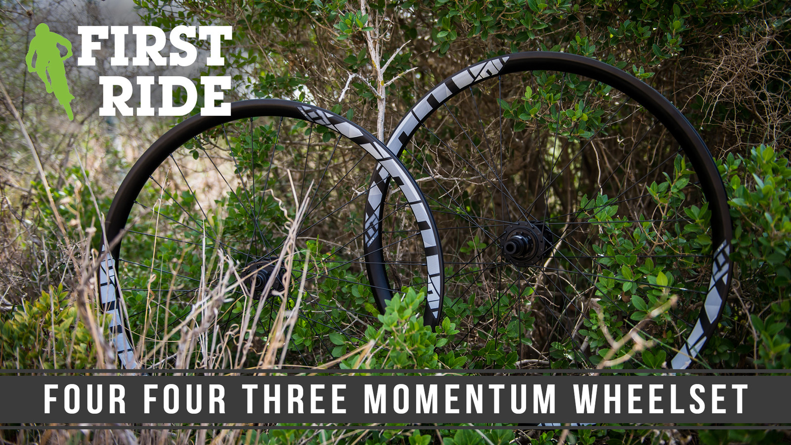 First Ride: Four Four Three Momentum Wheelset