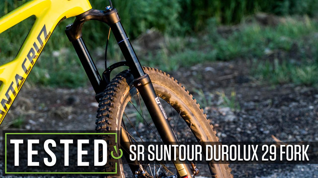 Tested: SR Suntour Durolux 29 R2C2 PCS Fork