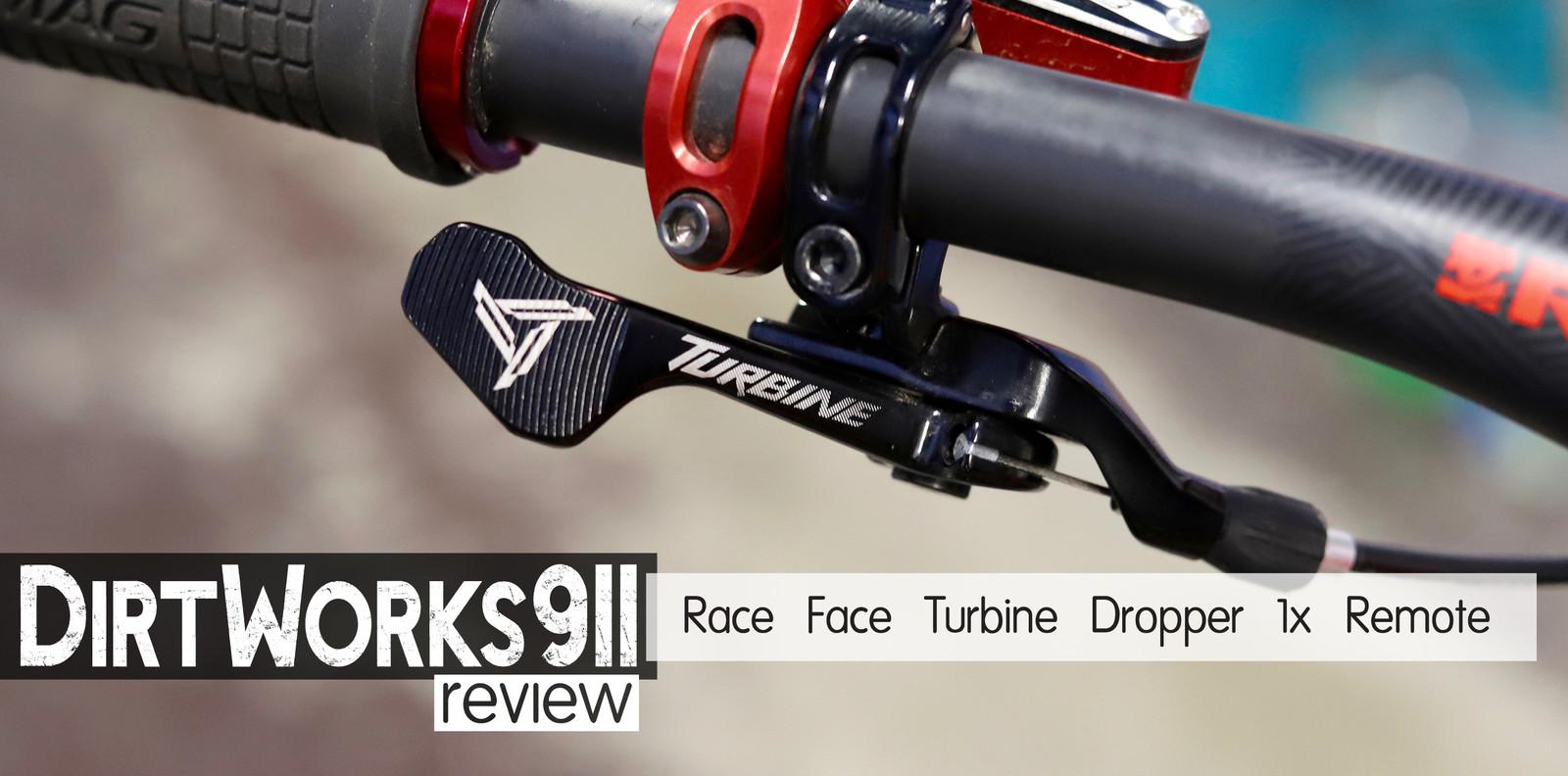 Race Face Turbine Dropper 1x Remote