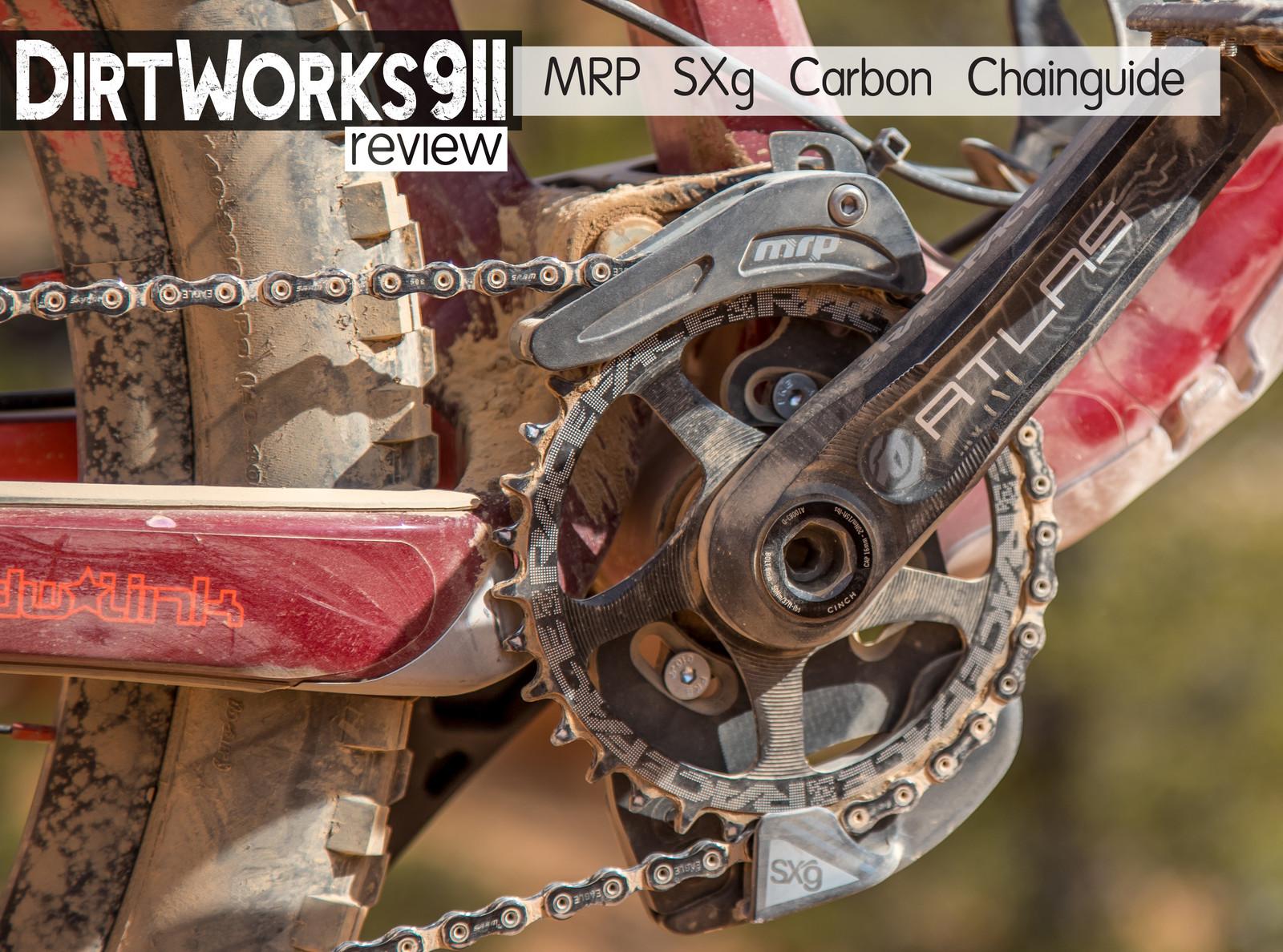 MRP SXg Chainguide