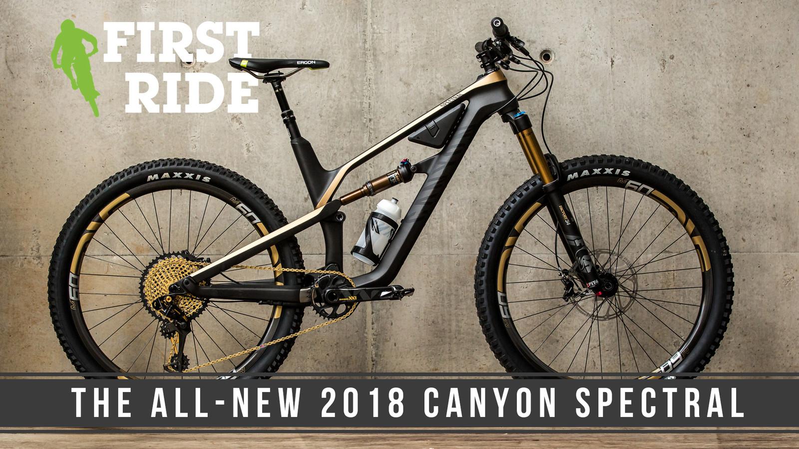 fd5d46a137f 2018 Canyon Spectral CF 9.0 SL - Reviews, Comparisons, Specs ...