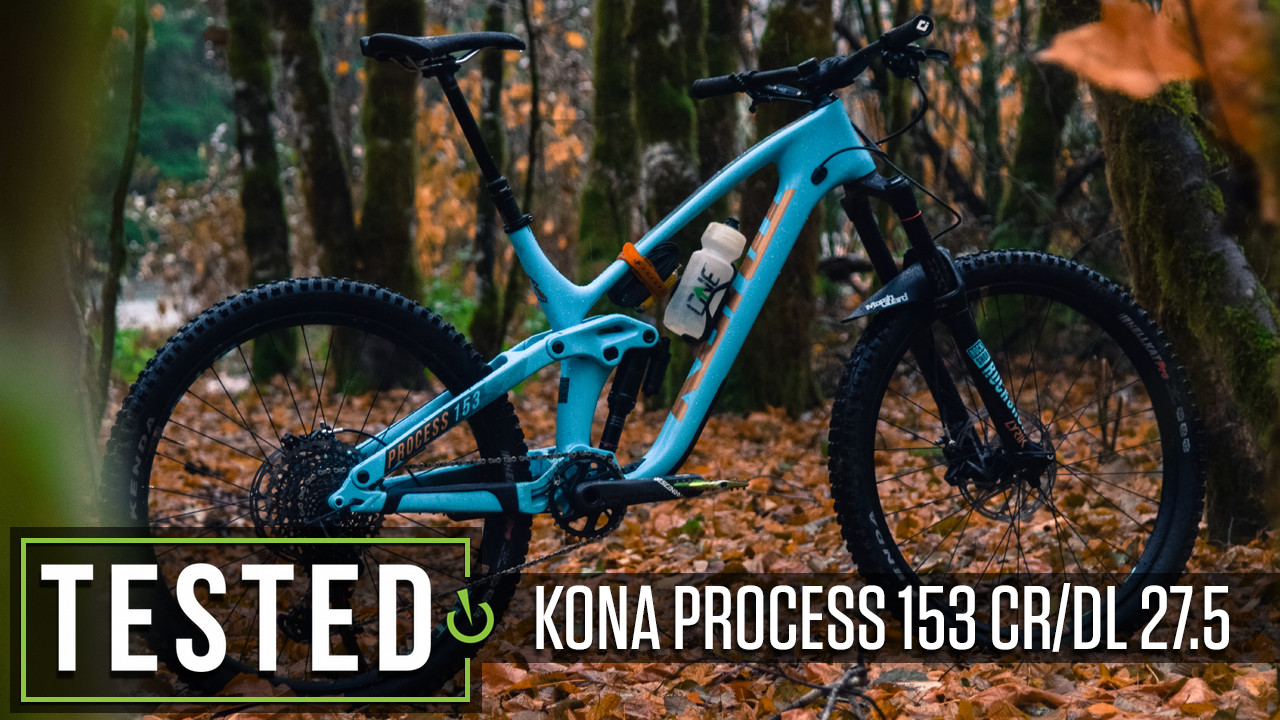 Tested: 2018 Kona Process 153 CR/DL 27.5