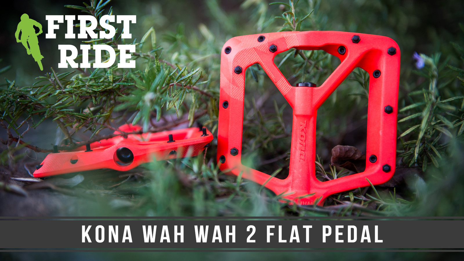 First Ride: Kona Wah Wah 2 Composite Pedal