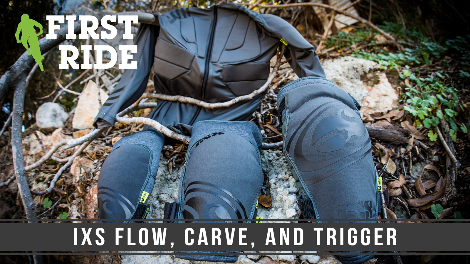 First Ride: 2018 iXS Knee and Upper Body Protection