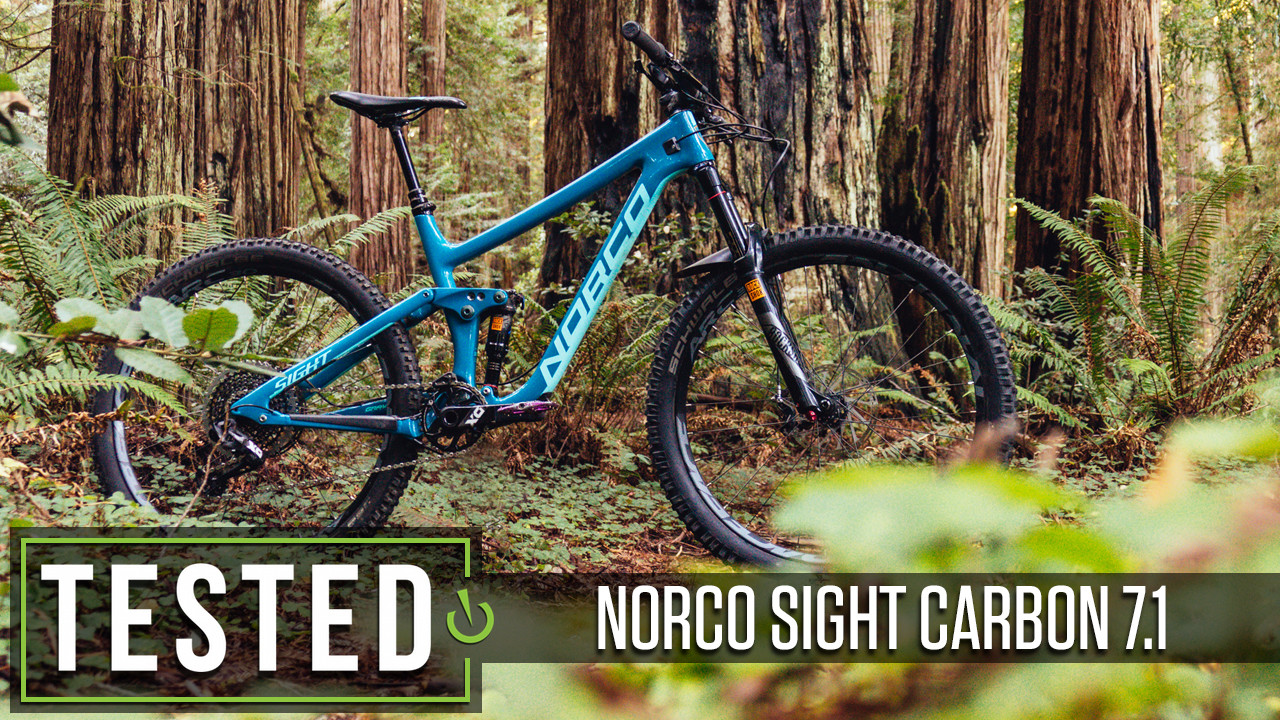 Tested: 2017 Norco Sight Carbon 7.1