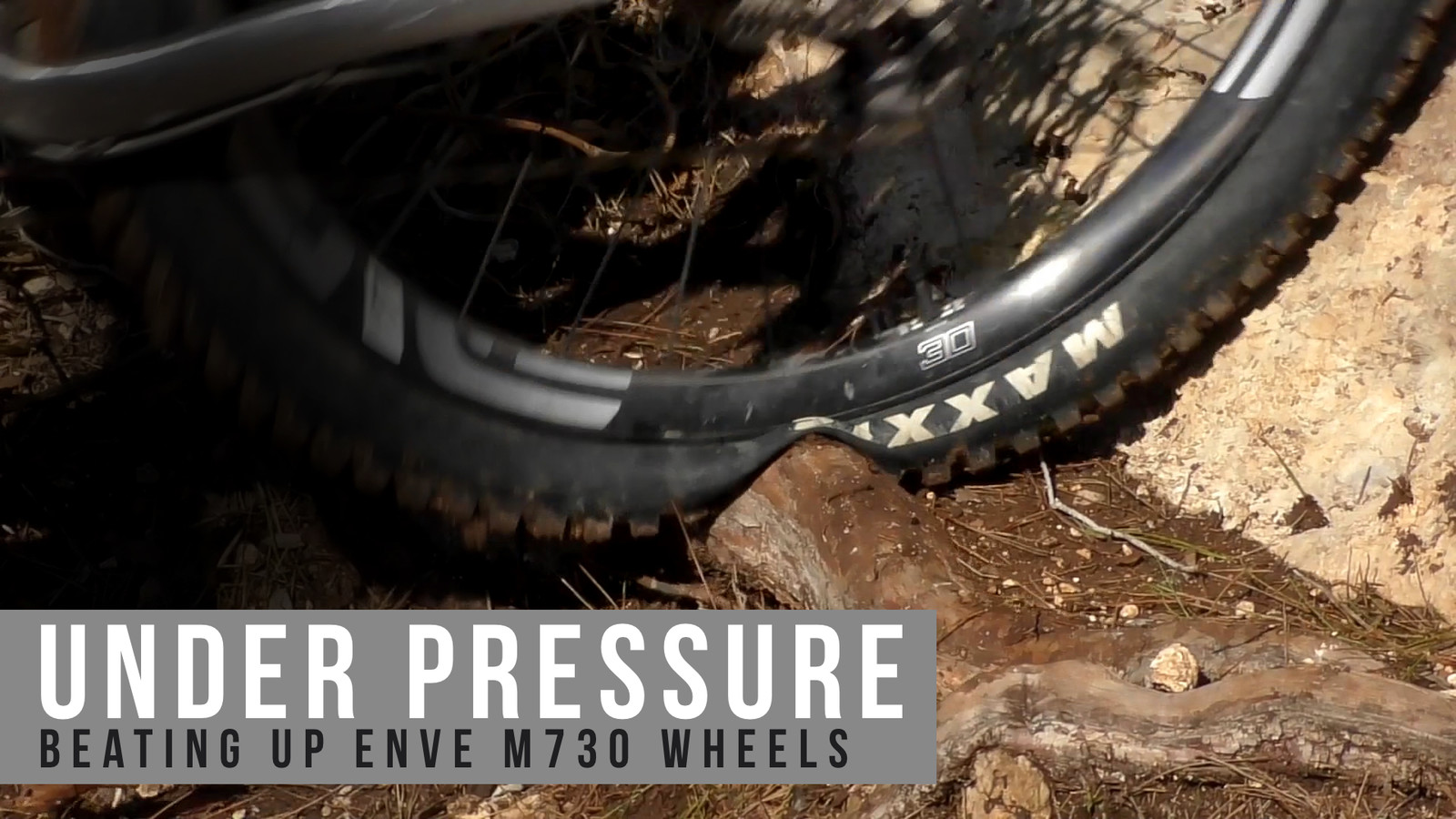 Under Pressure: Beating Up ENVE's New M730 Wheelset