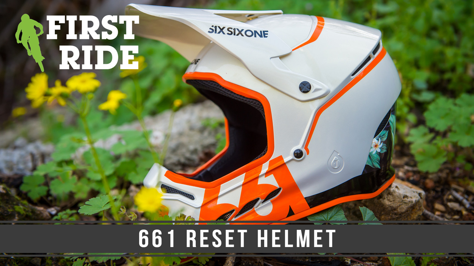 First Ride: 661 Reset Helmet
