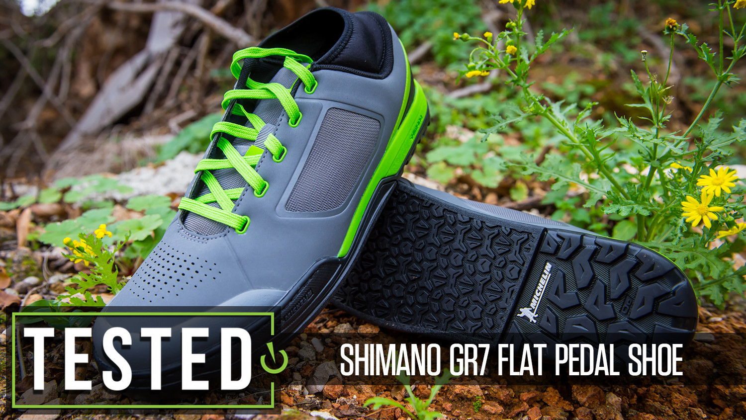 Tested: Shimano GR7 Flat Pedal Shoe