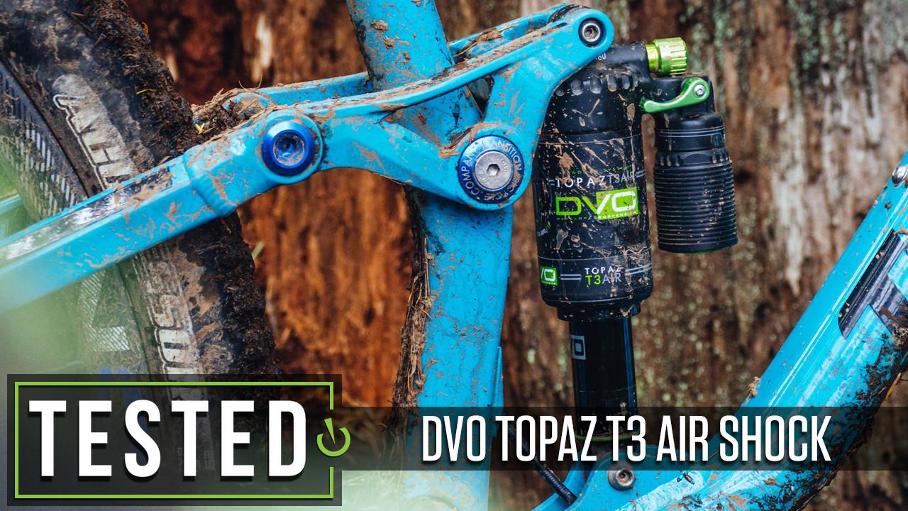 DVO Topaz Air Shock - Reviews, Comparisons, Specs - Mountain