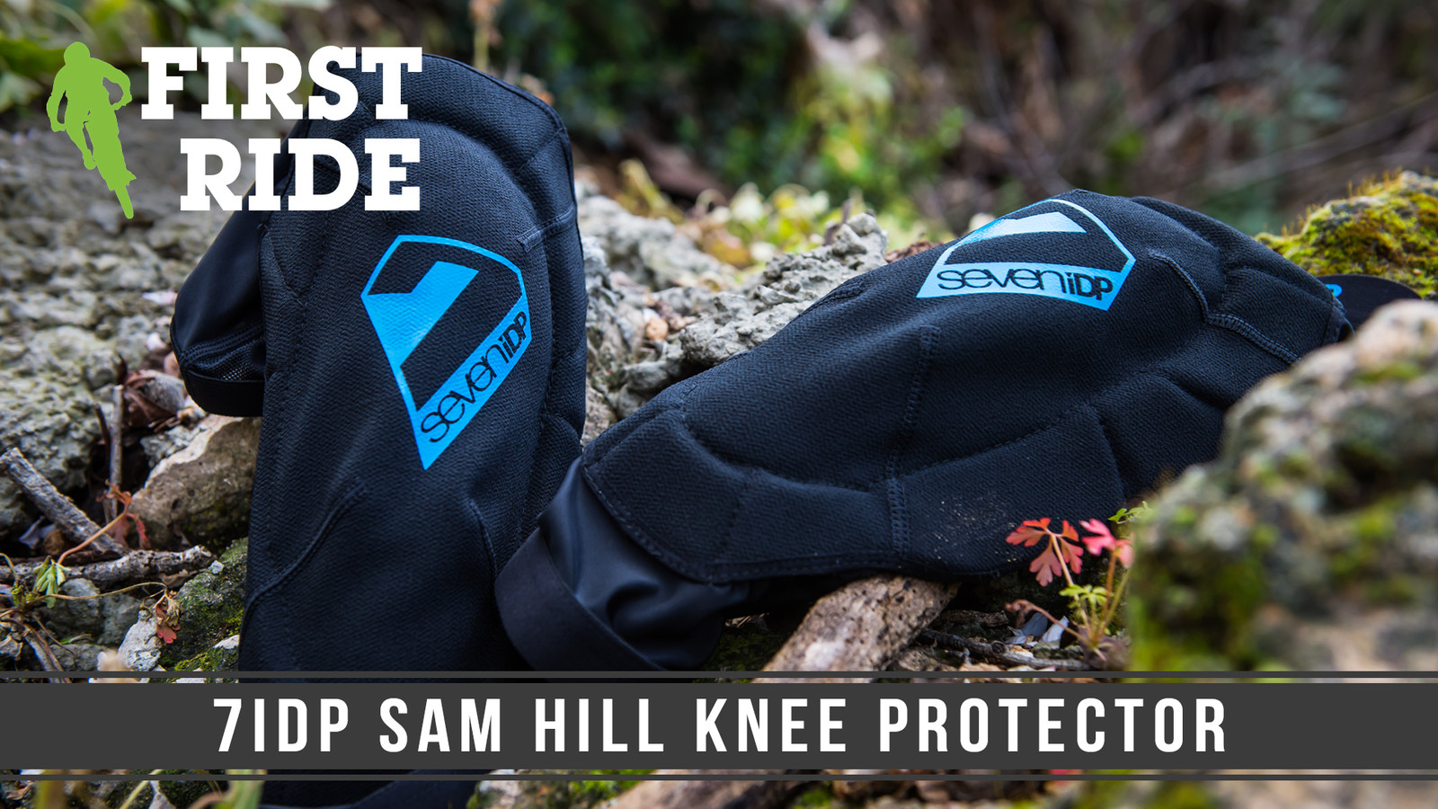 The Champ's New Pads: We Ride Sam Hill's Signature 7iDP Knee Protectors