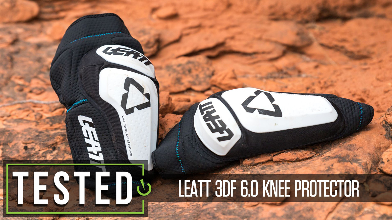 Tested: Leatt 3DF 6.0 Knee Protectors