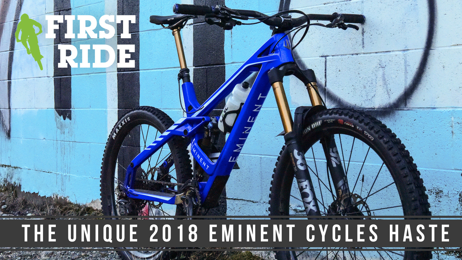First Rides: The Unique 2018 Eminent Cycles Haste