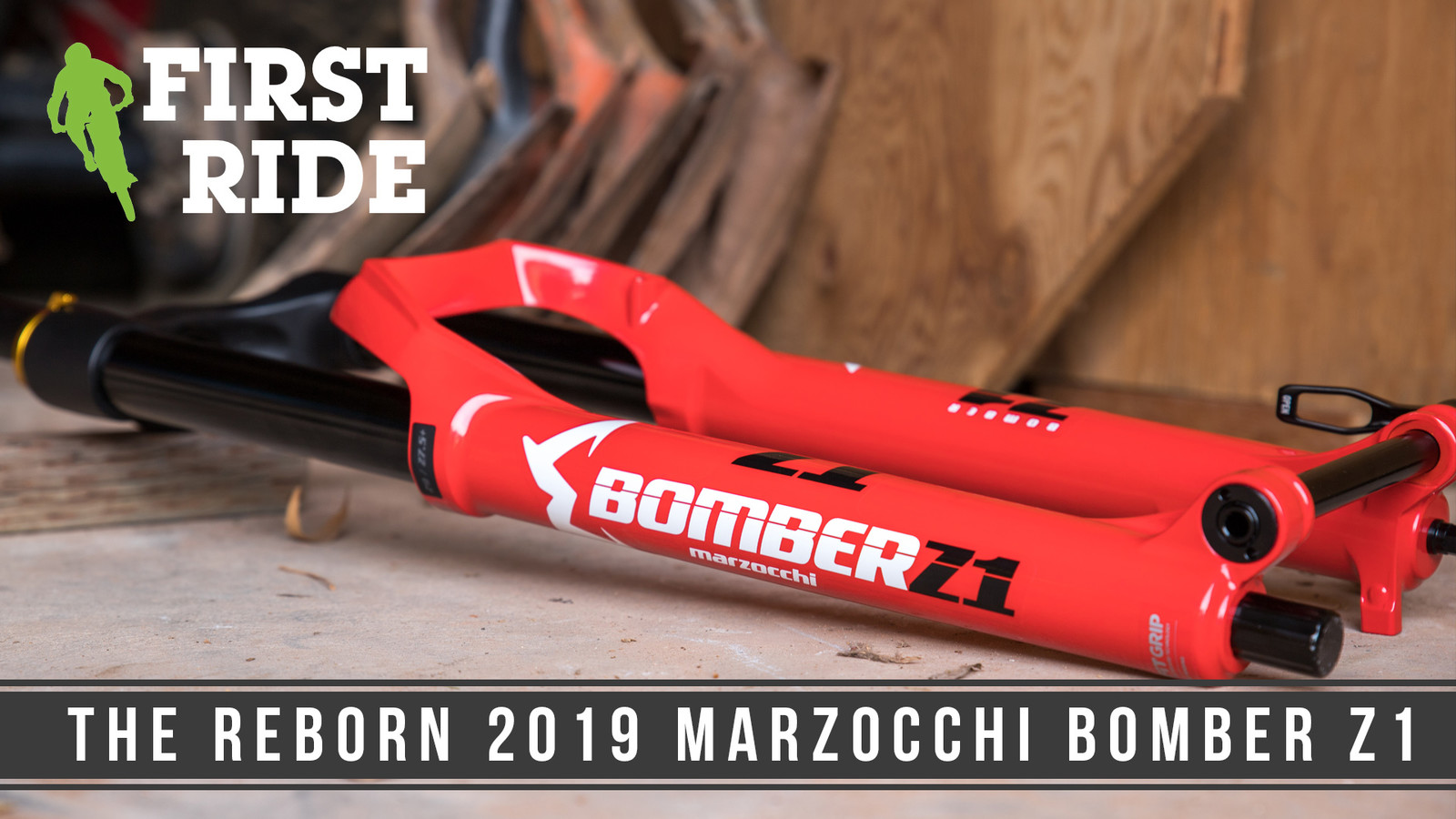 First Rides: The Reborn 2019 Marzocchi Bomber Z1 Fork
